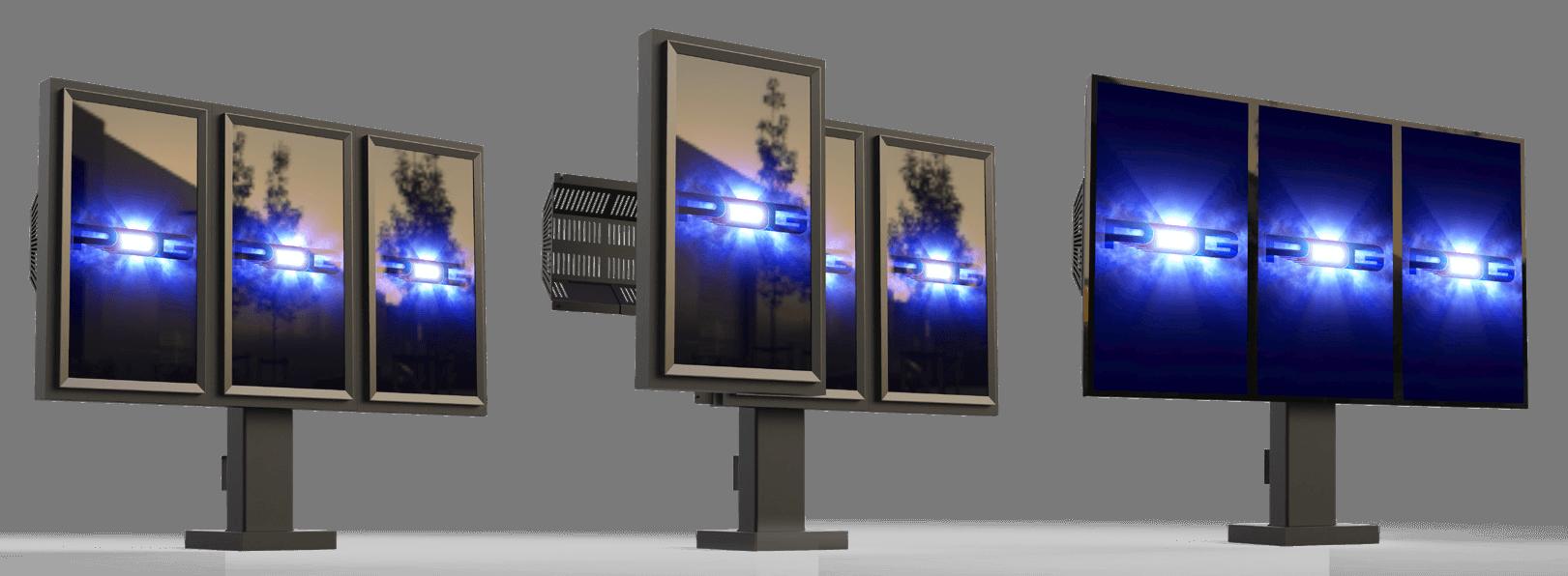 drivethru digital menu boards