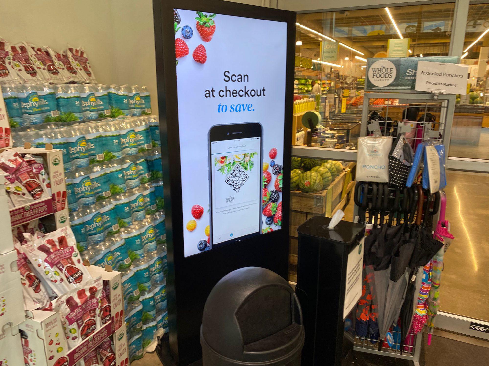 digital kiosks